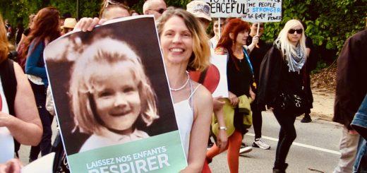 Demonstratie Brussel 29 mei 2021
