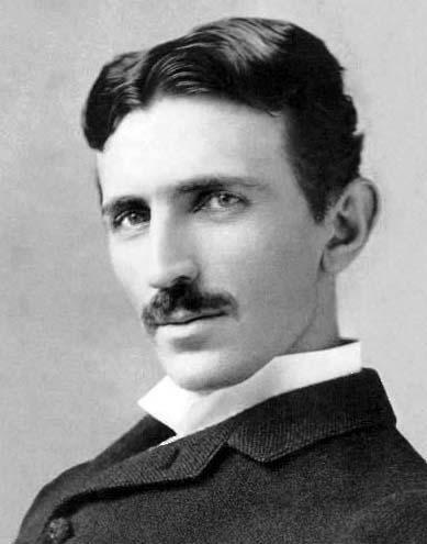 Nikola Tesla - elektromagnetische velden