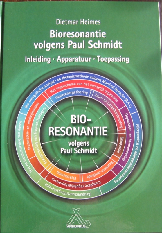 Paul Schmidt Bioresonantie