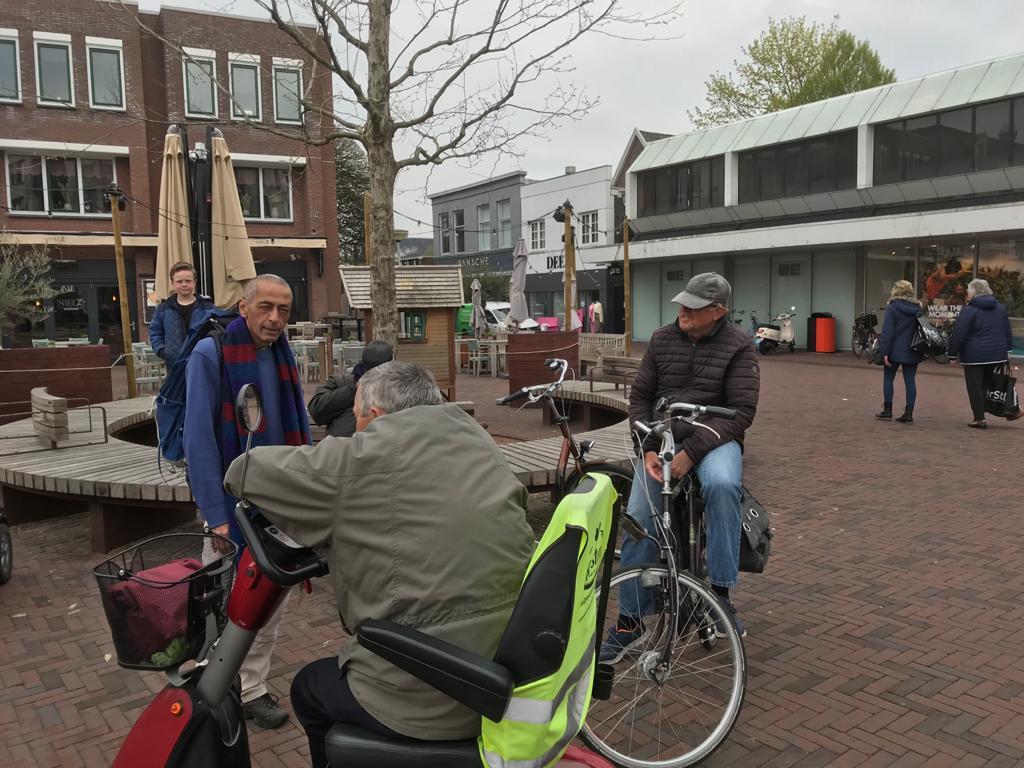 Rolf van Velthoven in Almelo