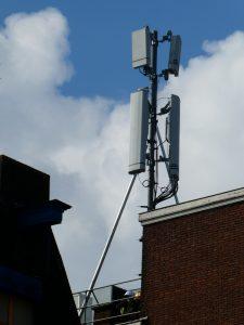 5G-mast Rozengracht