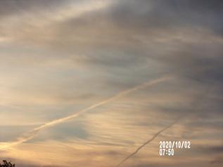 chemtrails verduisteren de zon 1