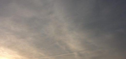 vervlakt zonlicht in Driebergen