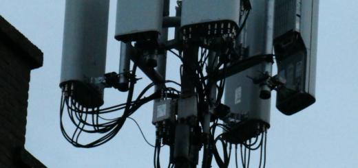5G antennes = elektromagnetische velden