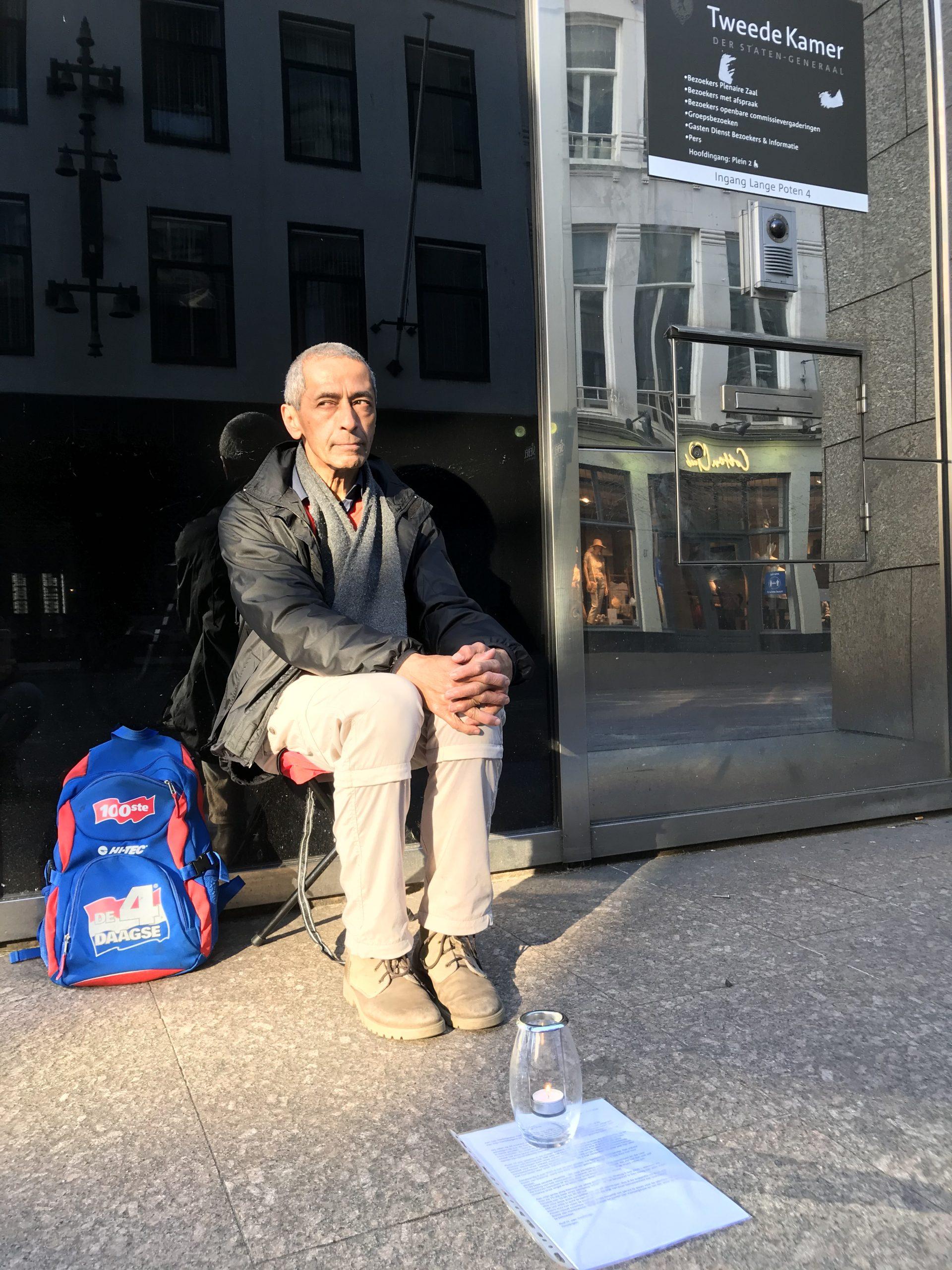 Rolf van Velthoven: innerlijke vrijheid
