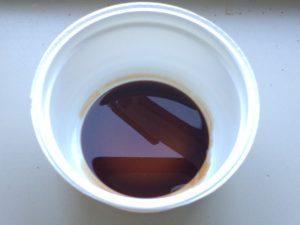 Residu destillatie leidingwater