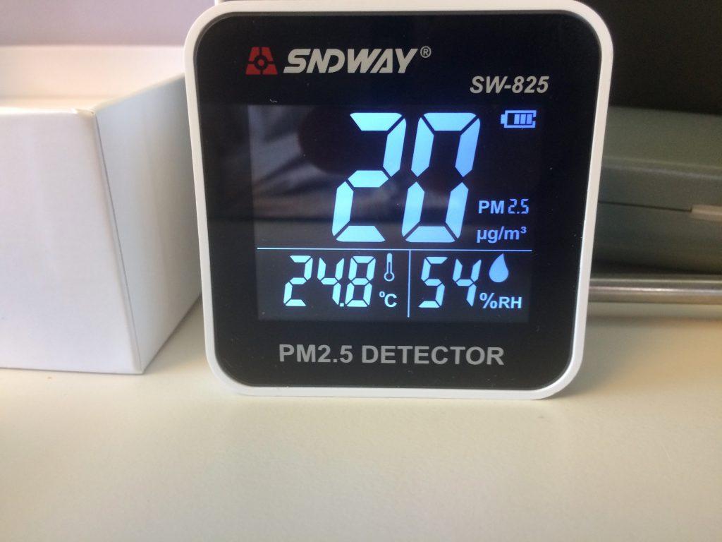 PM 2.5 detector