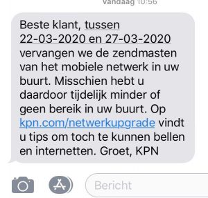 KPN upgrade 5G