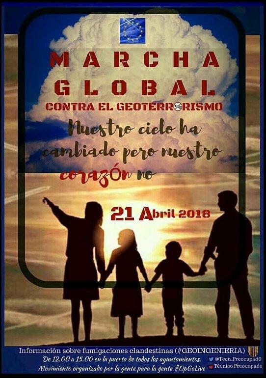 Marcha Global 21-04-2018