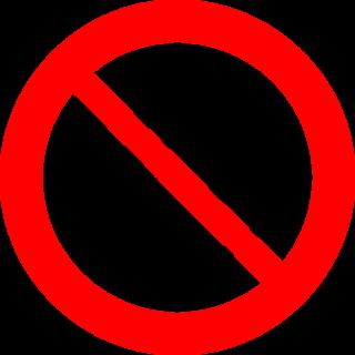 Corona handshake verbod