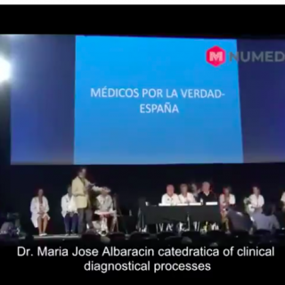 Doctors for Truth Madris 25 juli 2020