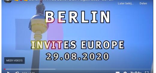 Berlijn nodigt Europa uit