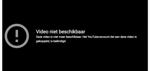 Censuur op YouTube