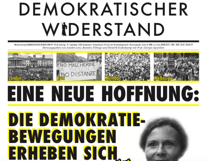 Nieuwe Grondwet in Duitsland