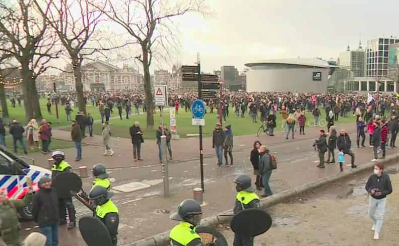 Open brief aan de politie van Amsterdam en aan alle politie-agenten in ons land