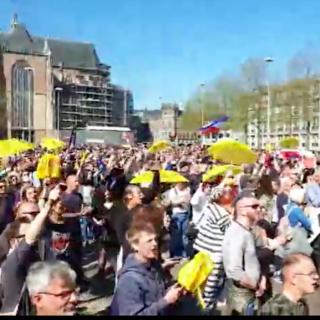 Arnhem 27 april 2021