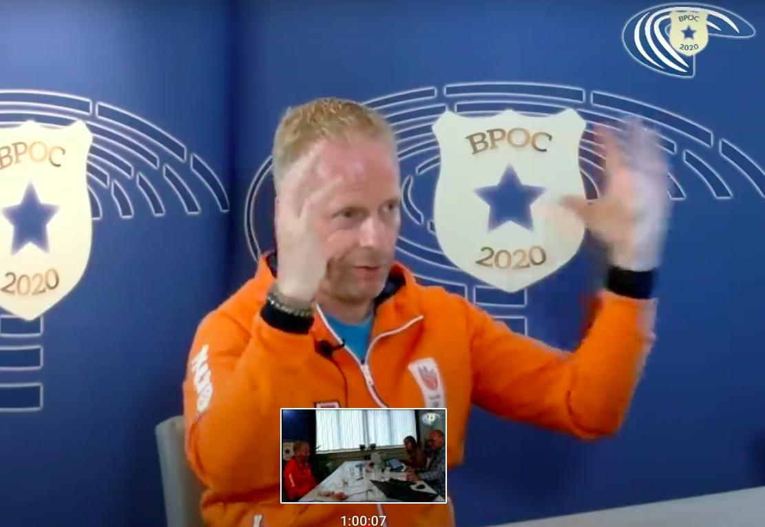 BPOC2020 Johan Kamphuis
