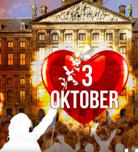 3 oktober Amsterdam