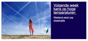 Chemtrails nu.nl 19-08-16