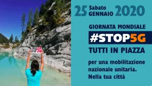 Italiaanse gemeenten tegen 5 G