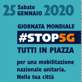 Wereldwijd protest tegen 5G