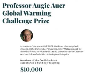 prijs van 10.000 dollar CO2 bewijs