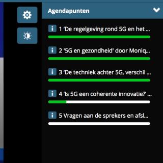 Expertmeeting 5G Leeuwarden