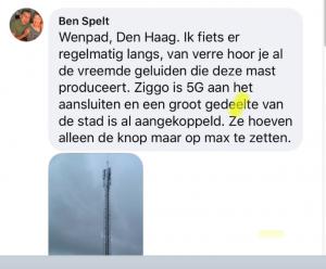 5G en Ziggo Den Haag