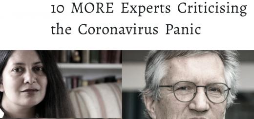 Artsen tegen coronapaniek
