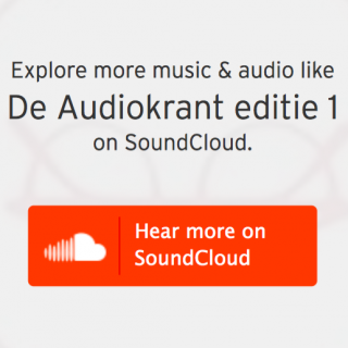 Audiokrant editie 1 Niels Lunsing