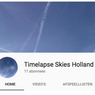 Timelapse Skies Holland