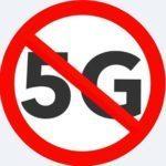 demonstratie tegen 5G