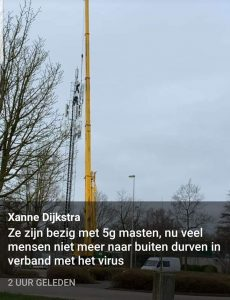 5G masten