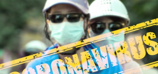 de corona nep-pandemie