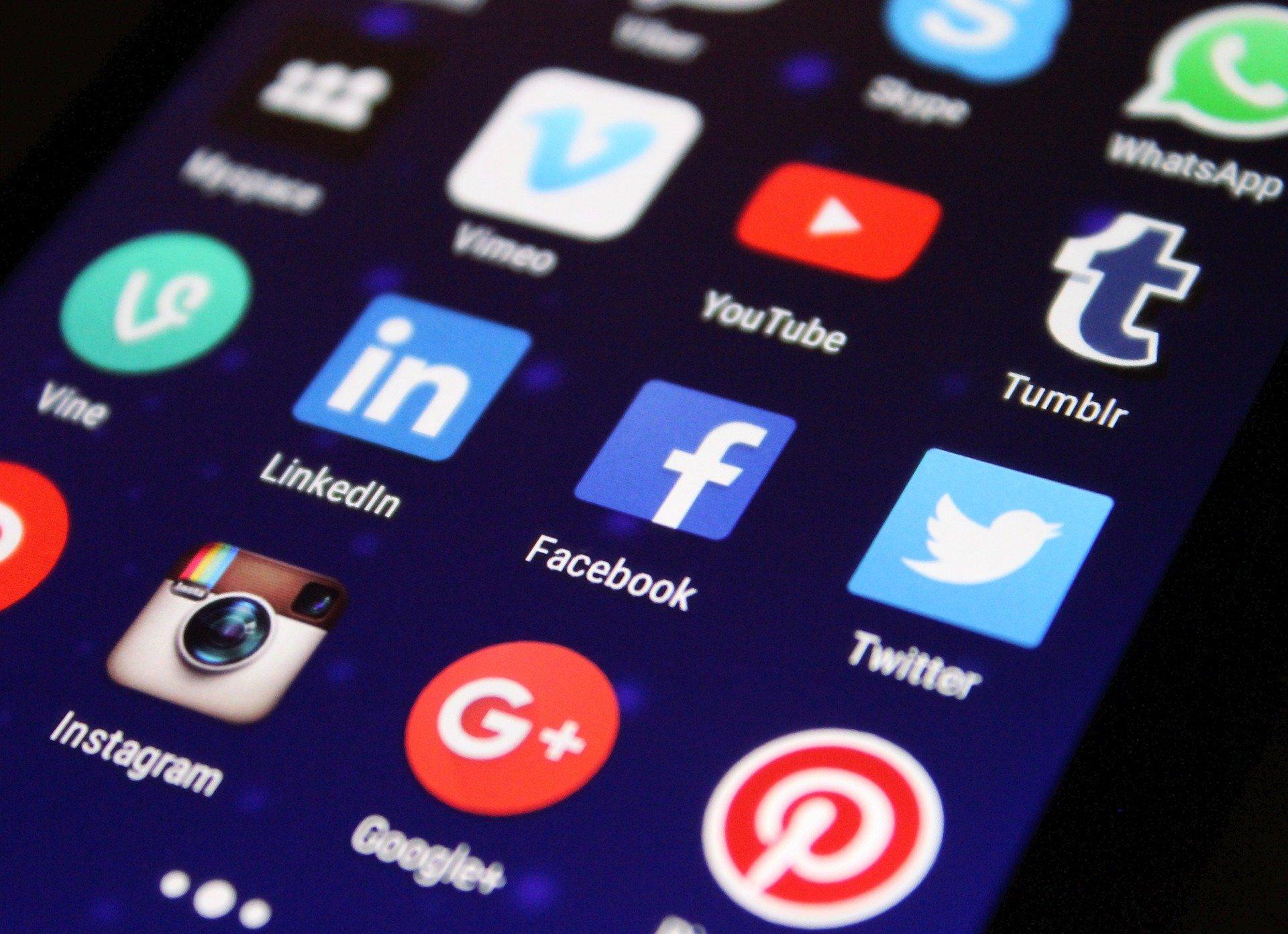centrale social media