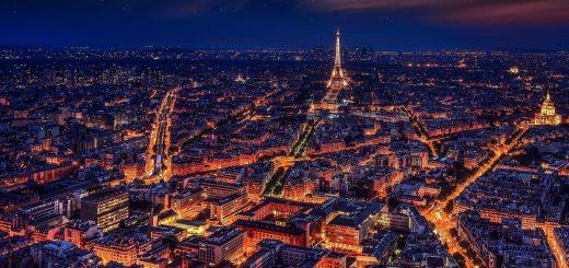 Parijs veld van verdwazing